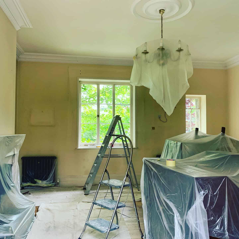 painter and decorator bath
